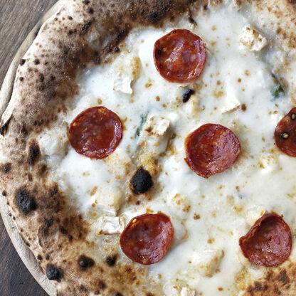 Pizza Di Cabra